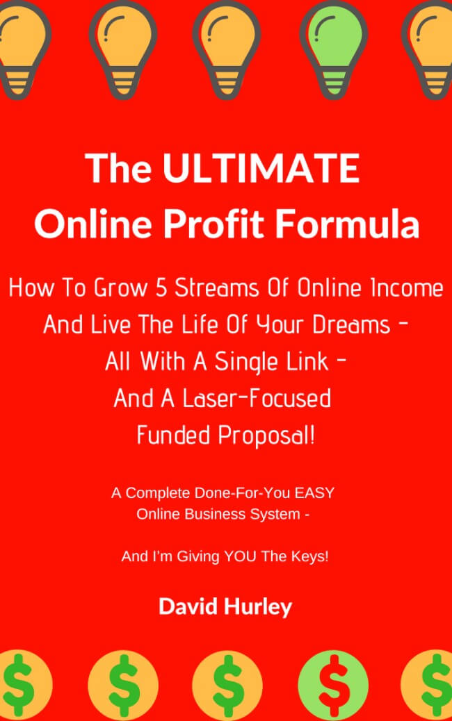 The Ultimate Online Profit Formula
